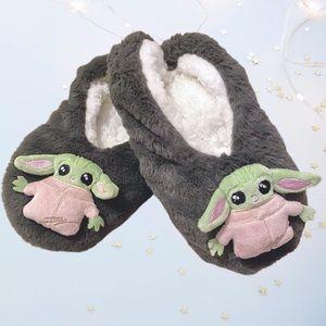 STAR Wars Baby Yoda Slippers The Child Mandalorian